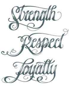 tattoo lettering loyalty loyalty word tattoo script loyalty price 0 65 the image