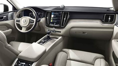 xc60 interni volvo xc60 2017 dimensions boot space and interior