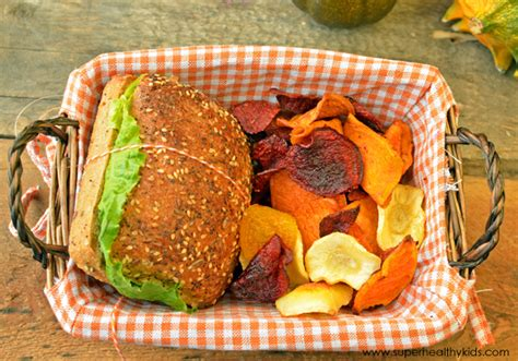root vegetable chips recipe root veggie chips recipe healthy lunch idea for