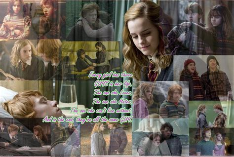 life with hermione ron and hermione quotes quotesgram