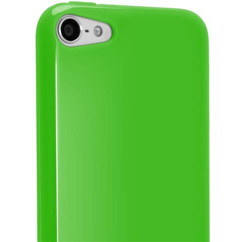 Capdase Ipod Touch 6th Itouch 6 Green Original Bonus Anti Gores green tpu skin gel for apple ipod touch 6th 5th