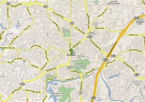 map of roswell roswell directions roswell convention and visitors bureau