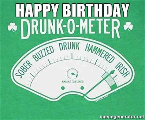 Irish Birthday Meme - happy birthday irish birthday meme generator