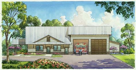 4 Car Garage House Plans floor plans elevations genesis studios inc