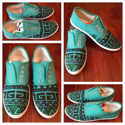 aztec pattern heels aztec shoes aztec pattern pinterest