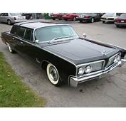 1964 Ghia Landau Limousine