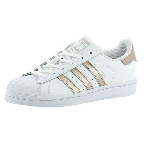 wmnsba adidas shoes superstar  whitegold