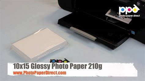 Spectra Paper Photo 210g Glossy 10x15 glossy photo paper 210g