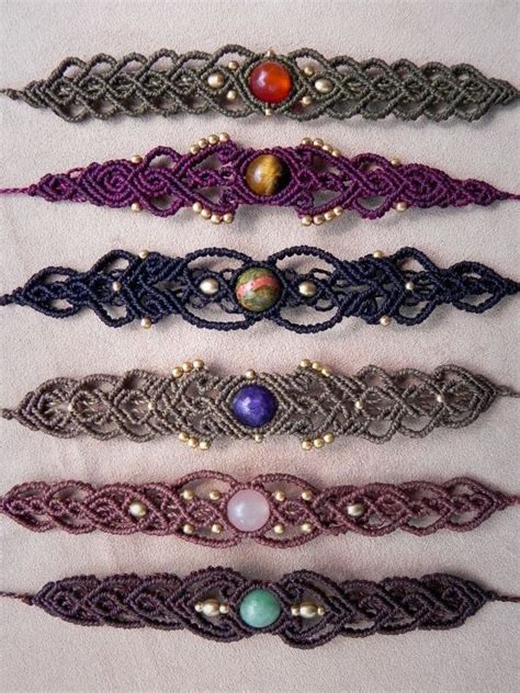 Macrame Knot Bracelet - 25 best ideas about macrame bracelets on