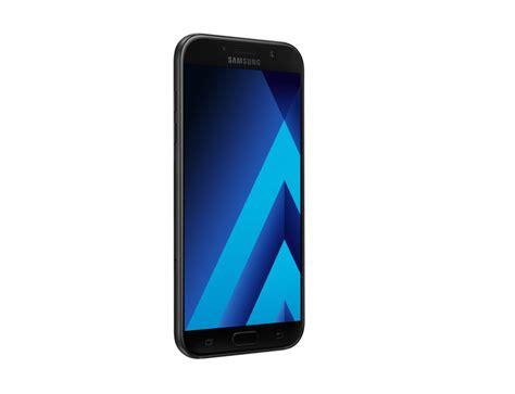 Samsung Galaxy A7 2017 Black galaxy a7 2017 sm a720fzkdxme black smartphones