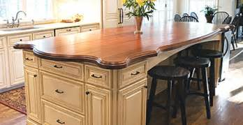 kitchen island wood countertop wood countertops cost buying tips installation