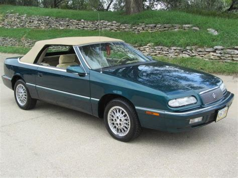 Chrysler Lebaron Gtc by Classic Chrysler Lebaron For Sale On Classiccars 8