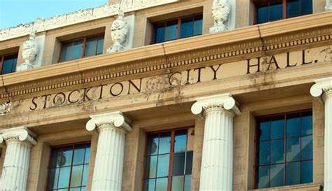 Stockton Court Records Day One In Court For Stockton S Bankruptcy News