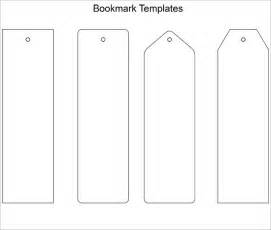 free blank bookmark templates to print blank bookmark template 135 free psd ai eps word