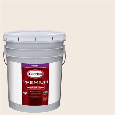 home depot paint eggshell finish behr premium plus ultra 5 gal ultra white eggshell