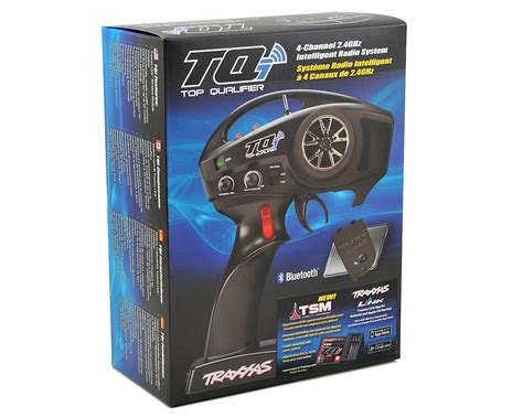 Ekslusive Traxxas Radio System Tqi 2 4ghz Limited Edition tqi 2 4ghz 4 channel radio system w link wireless tsm micro receiver by traxxas tra6507r