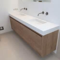 Hotel Bathroom Ideas 25 Beste Idee 235 N Over Badkamermeubel Op Pinterest Planken