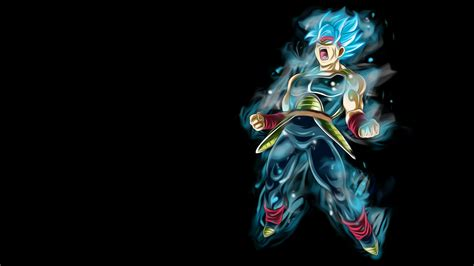anime dragon ball super download bardock super saiyan blue full hd wallpaper and background
