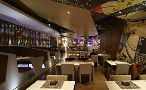 native coffee shop design haiku sushi in shanghai china 5 restaurants and coffee