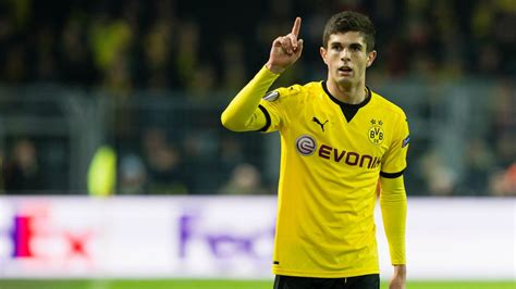 christian pulisic goals christian pulisic scores again to become youngest player