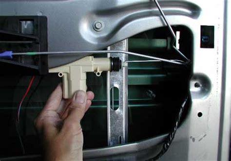 Power Door Lock Installations