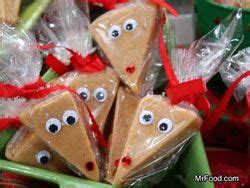 reindeer craft to sell reindeer fudge this would sell really well at a fair dessert recipes
