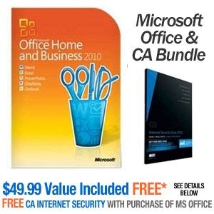 microsoft office home and business 2010 suite 2 user