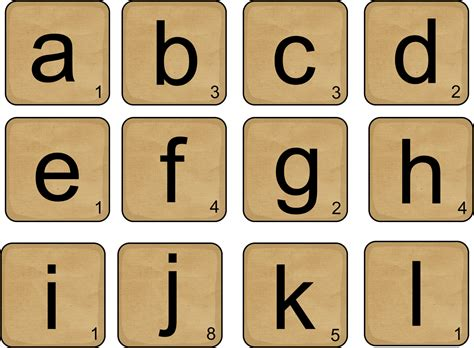 scrabble the for free grade wow help missing numbers you seen them