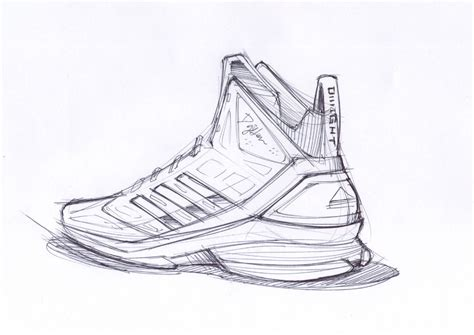 drawings of basketball shoes adidas basketball unveils early adidas d howard light
