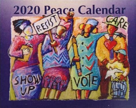 peace calendar syracuse cultural workers