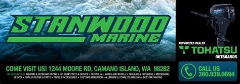 boat supplies everett wa stanwood marine outboards boat repair boat parts