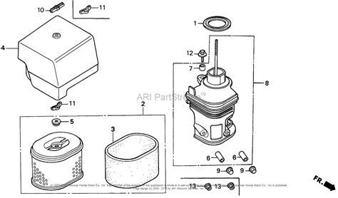 wiring diagram honda gxv670 honda gx240 wiring diagram
