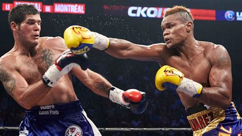 boxing power rankings light heavyweight division