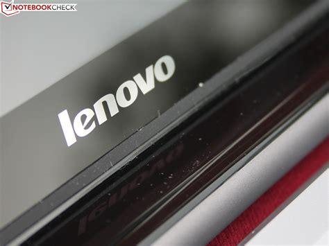 Lenovo U430 review lenovo ideapad u430 touch ultrabook notebookcheck