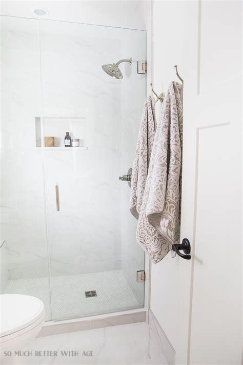 how to make a small bathroom look like a spa small bathroom renovation and 13 tips to make it feel