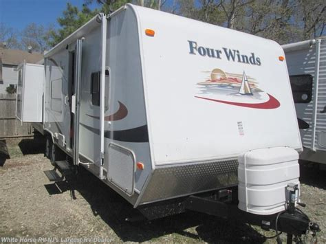 2008 Dutchmen RV Four Winds 28BGS 2 BdRM Sofa/Galley