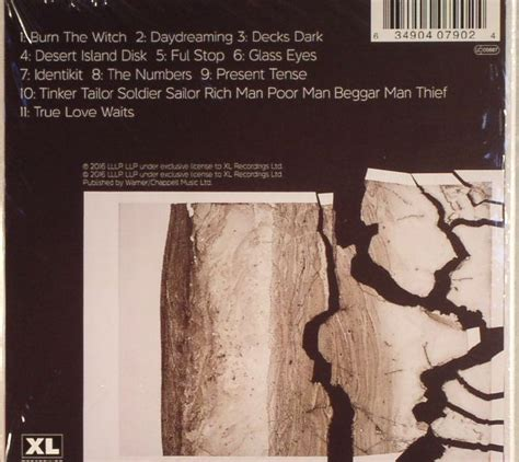 Cd Radiohead A Moon Shaped Pool radiohead a moon shaped pool cd cd booklet ebay