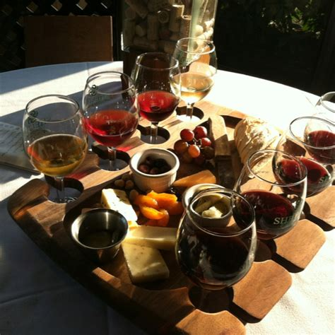 Wine Appetizer Tray It Or It by Wine Flights On A Serving Tray Are The Ideal Starter