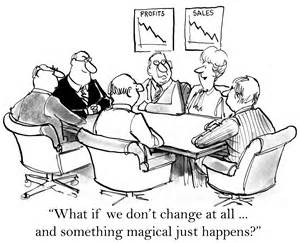 who chairs the change advisory board sales development representatives critical in demand