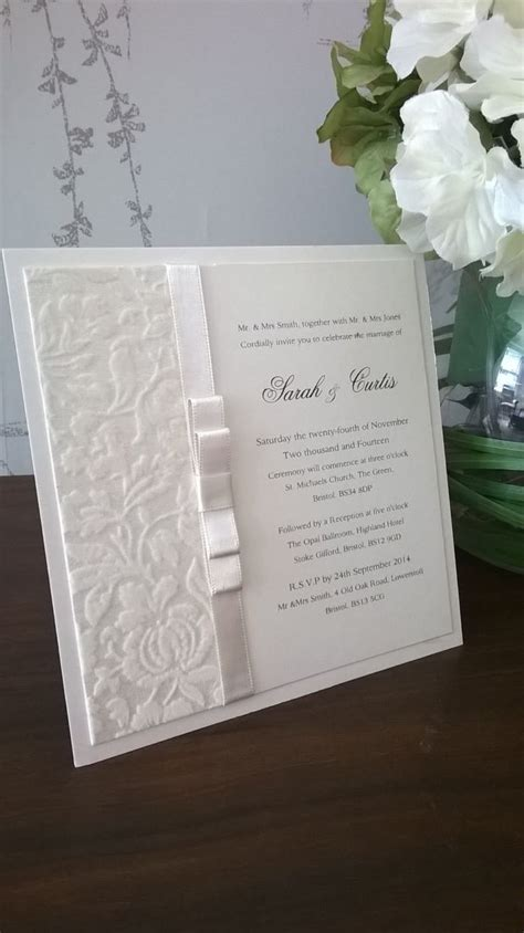 574 best images about Cards   Wedding Invites on Pinterest