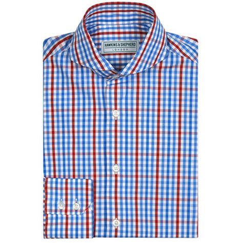 hawkins and shepherd shirts pin collar shirts the shirt