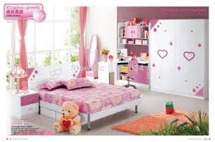 916 modern style children bedroom set furniture wooden