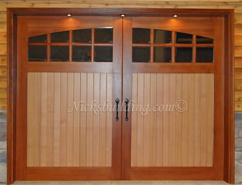 Wood Overhead Garage Doors And Carriage Garage Doors For Overhead Garage Doors For Sale