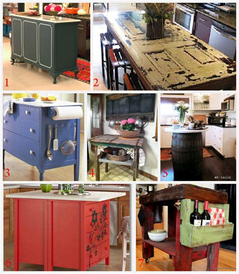 diy kitchen island top ideas plans free