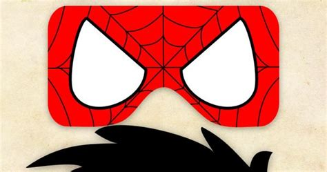 printable wolverine mask free printable super hero masks kid s paper crafts