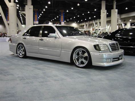 1999 mercedes s class information and photos