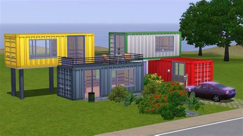 what is the cost of a shipping container container house