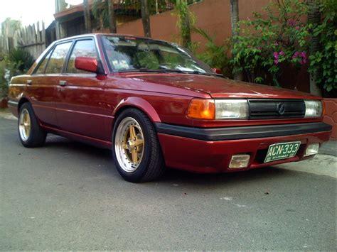 nissan sunny 1990 tuning autos modificados nissan b12