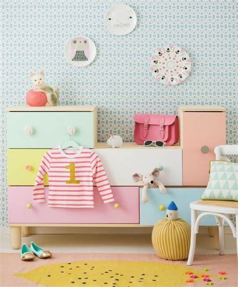Kinderzimmer Skandinavischer Stil by Kinderzimmer Skandinavisch Stil Pastellfarben Kommode