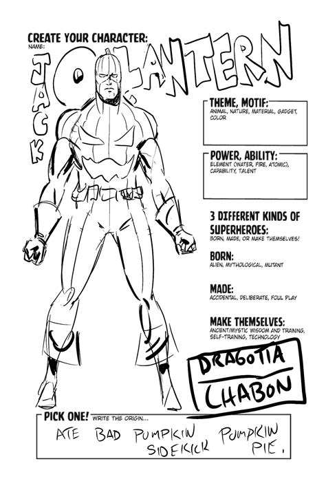 Make Your Own Superhero Coloring Page Coloring Pages Create Your Own Worksheet Template